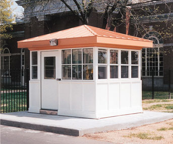 Parking Booth PREZ-001